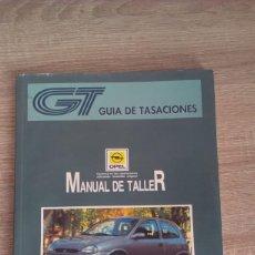 Coches y Motocicletas: MANUAL DE TALLER OPEL CORSA 93. Lote 163200346