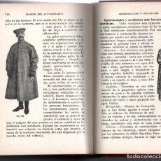 Coches y Motocicletas: COCHES CLASICOS,LIBRO,MANUAL DEL AUTOMOVILISTA,AÑO 1932,MUY ILUSTRADO,COCHES,EQUIPO,MECANICA,VOLANTE. Lote 163783290