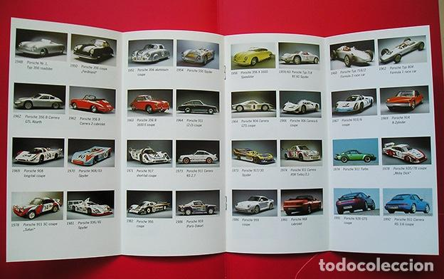 Coches y Motocicletas: Porsche Museum Stuttgart-Zuffenhausen - Folleto informativo 1997 - Foto 3 - 164283766