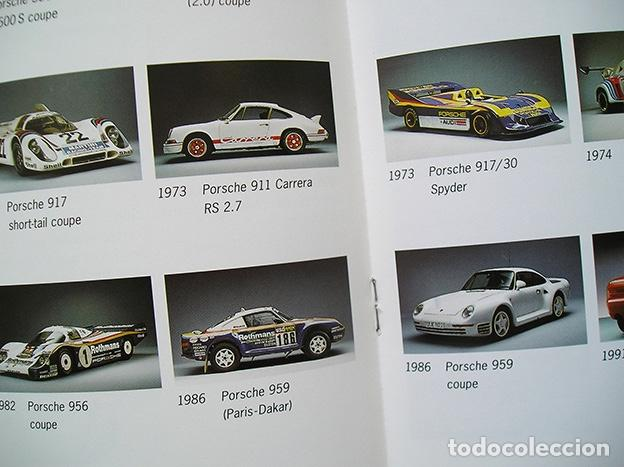 Coches y Motocicletas: Porsche Museum Stuttgart-Zuffenhausen - Folleto informativo 1997 - Foto 4 - 164283766