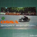 Coches y Motocicletas: CATÁLOGO PUBLICIDAD OSSA 175 SPORT ESPECIAL -. Lote 164610370
