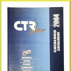 Coches y Motocicletas - Catalogo CTR Group - Catalogo 2004 Iparlux - Iluminación Automovil - 51011488
