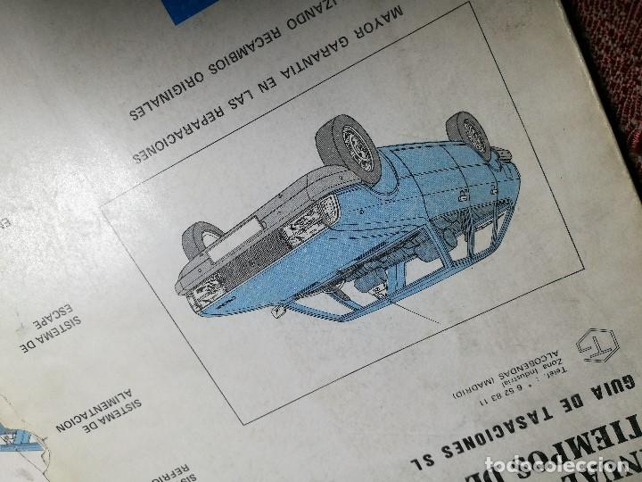 Coches y Motocicletas: MANUAL TALLER Y CARACTERISTICAS TECNICAS--CHRYSLER 150--ABRIL 1979 - Foto 4 - 164753802