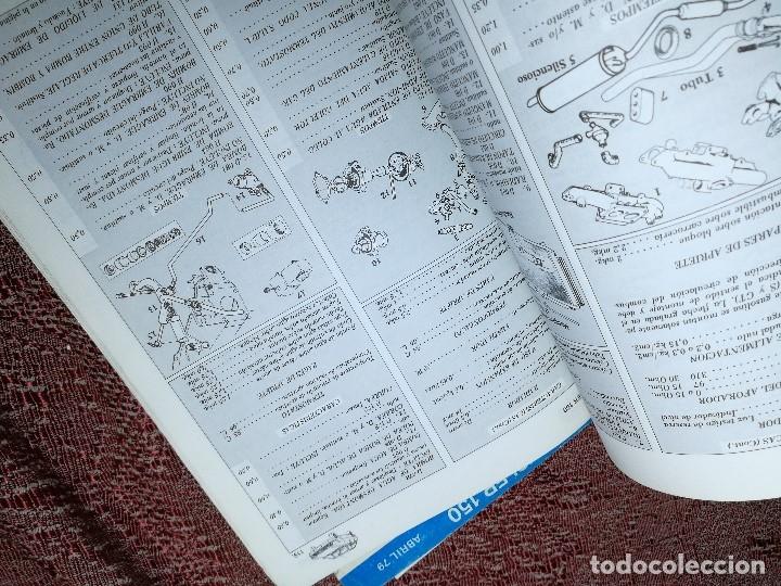 Coches y Motocicletas: MANUAL TALLER Y CARACTERISTICAS TECNICAS--CHRYSLER 150--ABRIL 1979 - Foto 11 - 164753802
