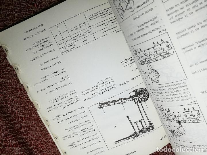 Coches y Motocicletas: MANUAL TALLER Y CARACTERISTICAS TECNICAS--CHRYSLER 150--ABRIL 1979 - Foto 17 - 164753802
