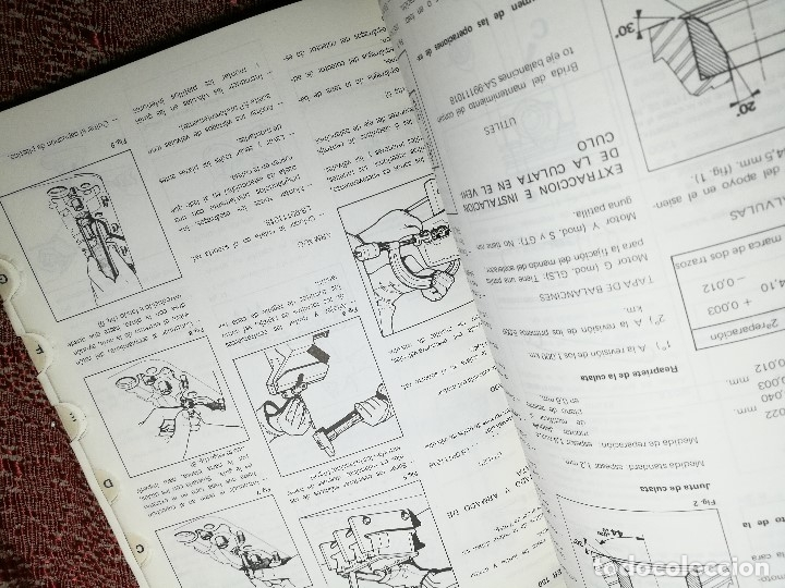Coches y Motocicletas: MANUAL TALLER Y CARACTERISTICAS TECNICAS--CHRYSLER 150--ABRIL 1979 - Foto 18 - 164753802