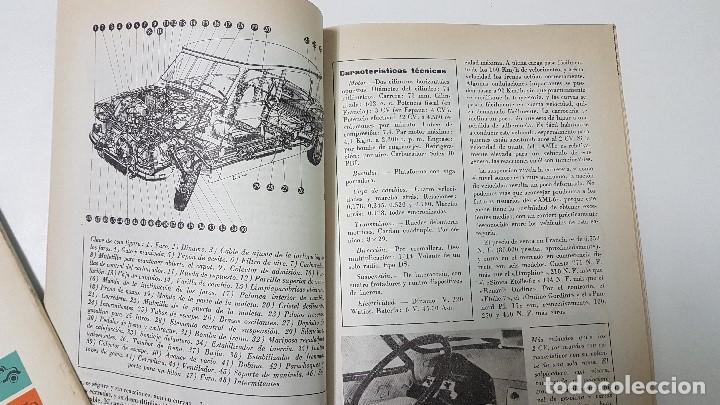 Coches y Motocicletas: ELECTRO-DIESEL- Nº 13 - JULIO 1961 -CITROEN AMI- 6- LEYLAND COMET - ENCARTES SEAT 600, FIAT COID 45 - Foto 3 - 164761594