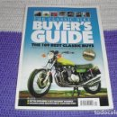 Coches y Motocicletas: BUYER'S GUIDE - THE 109 BEST CLASSIC BUYS -. Lote 164828394