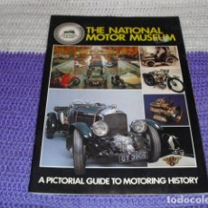 Coches y Motocicletas: THE NATIONAL MOTOR MUSEUM - 1987 -. Lote 164830250