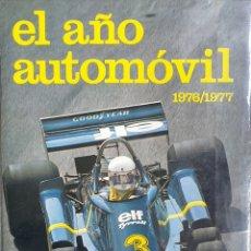 Coches y Motocicletas: EL AÑO AUTOMÓVIL 1976 1977. AUTOMOVILISMO. RALLYES.. Lote 164870458