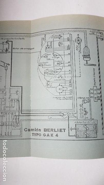 Coches y Motocicletas: ELECTRO-DIESEL- Nº 23- MAYO 1962- EL FIAT ABARTH 850 -CUMMINS HRB6 - ENCARTES CAMION BERLIET - Foto 4 - 164873254