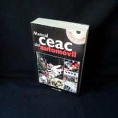 Coches y Motocicletas: MANUAL CEAC DEL AUTOMOVIL (SIN CD ROM) - EDICIONES CEAC 2002. Lote 164888786
