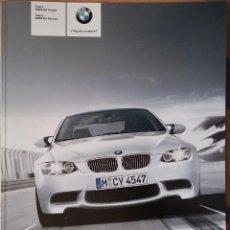 Coches y Motocicletas: CATÁLOGO BMW M3. 2007. EN ESPAÑOL. Lote 164982462