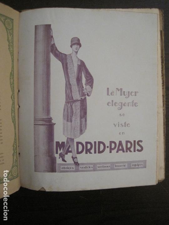 Coches y Motocicletas: ALBUM DE ORO-EXPOSICION OFICIAL DEL AUTOMOVIL MADRID 1926-PUBLICIDAD COCHES-VER FOTOS-(V-17.031) - Foto 16 - 165085594