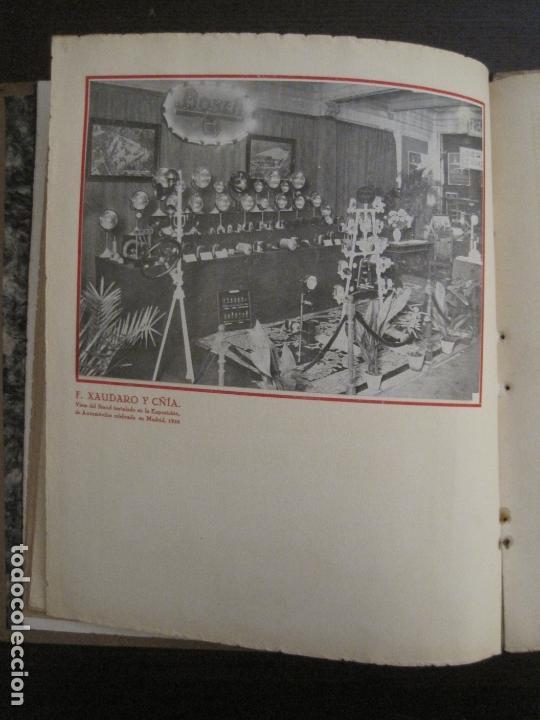 Coches y Motocicletas: ALBUM DE ORO-EXPOSICION OFICIAL DEL AUTOMOVIL MADRID 1926-PUBLICIDAD COCHES-VER FOTOS-(V-17.031) - Foto 19 - 165085594