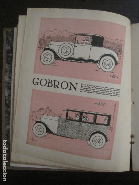 Coches y Motocicletas: ALBUM DE ORO-EXPOSICION OFICIAL DEL AUTOMOVIL MADRID 1926-PUBLICIDAD COCHES-VER FOTOS-(V-17.031) - Foto 21 - 165085594