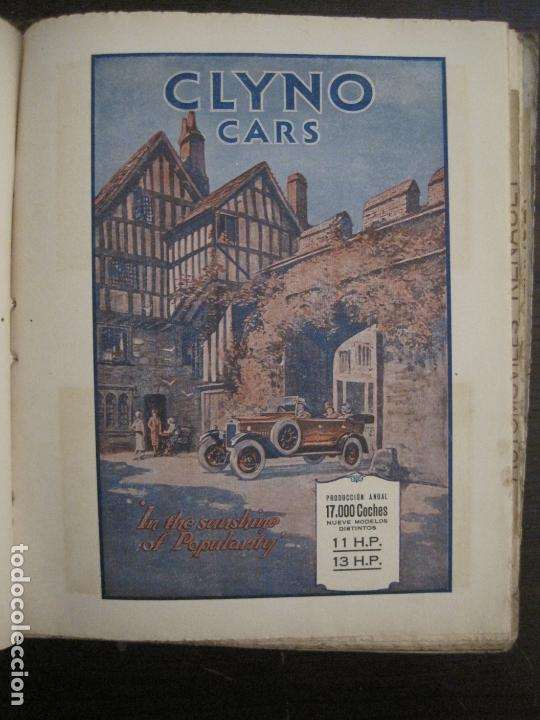 Coches y Motocicletas: ALBUM DE ORO-EXPOSICION OFICIAL DEL AUTOMOVIL MADRID 1926-PUBLICIDAD COCHES-VER FOTOS-(V-17.031) - Foto 39 - 165085594