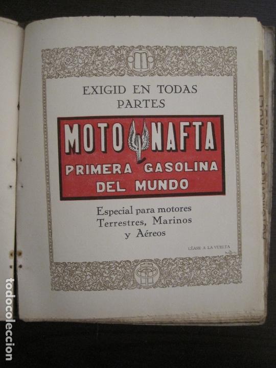 Coches y Motocicletas: ALBUM DE ORO-EXPOSICION OFICIAL DEL AUTOMOVIL MADRID 1926-PUBLICIDAD COCHES-VER FOTOS-(V-17.031) - Foto 41 - 165085594