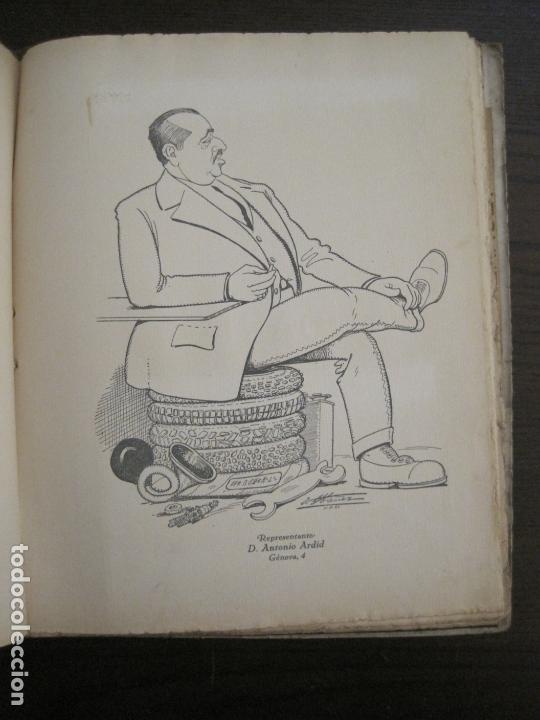 Coches y Motocicletas: ALBUM DE ORO-EXPOSICION OFICIAL DEL AUTOMOVIL MADRID 1926-PUBLICIDAD COCHES-VER FOTOS-(V-17.031) - Foto 46 - 165085594
