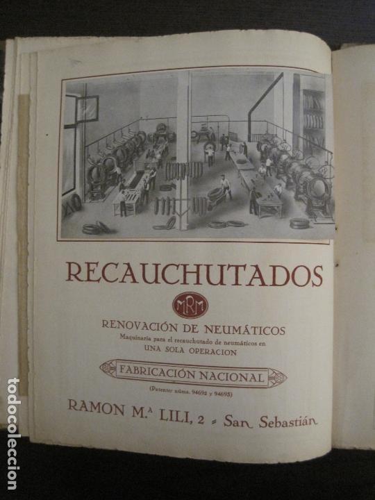 Coches y Motocicletas: ALBUM DE ORO-EXPOSICION OFICIAL DEL AUTOMOVIL MADRID 1926-PUBLICIDAD COCHES-VER FOTOS-(V-17.031) - Foto 49 - 165085594