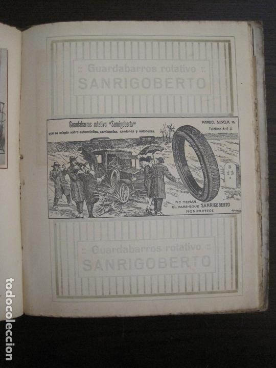 Coches y Motocicletas: ALBUM DE ORO-EXPOSICION OFICIAL DEL AUTOMOVIL MADRID 1926-PUBLICIDAD COCHES-VER FOTOS-(V-17.031) - Foto 50 - 165085594