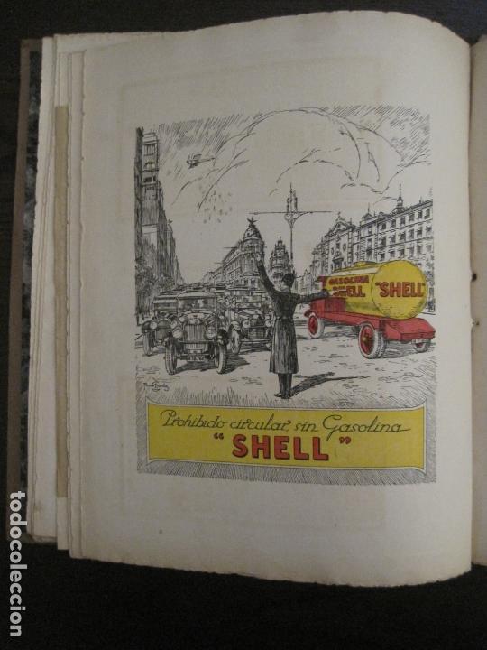 Coches y Motocicletas: ALBUM DE ORO-EXPOSICION OFICIAL DEL AUTOMOVIL MADRID 1926-PUBLICIDAD COCHES-VER FOTOS-(V-17.031) - Foto 51 - 165085594