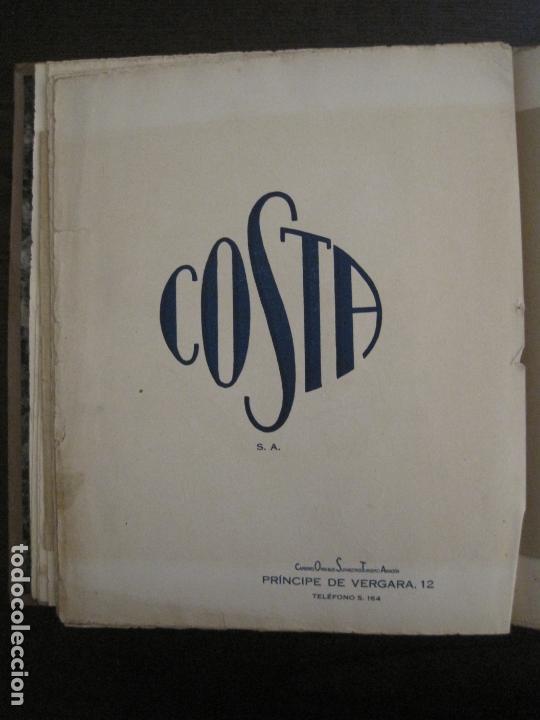 Coches y Motocicletas: ALBUM DE ORO-EXPOSICION OFICIAL DEL AUTOMOVIL MADRID 1926-PUBLICIDAD COCHES-VER FOTOS-(V-17.031) - Foto 57 - 165085594