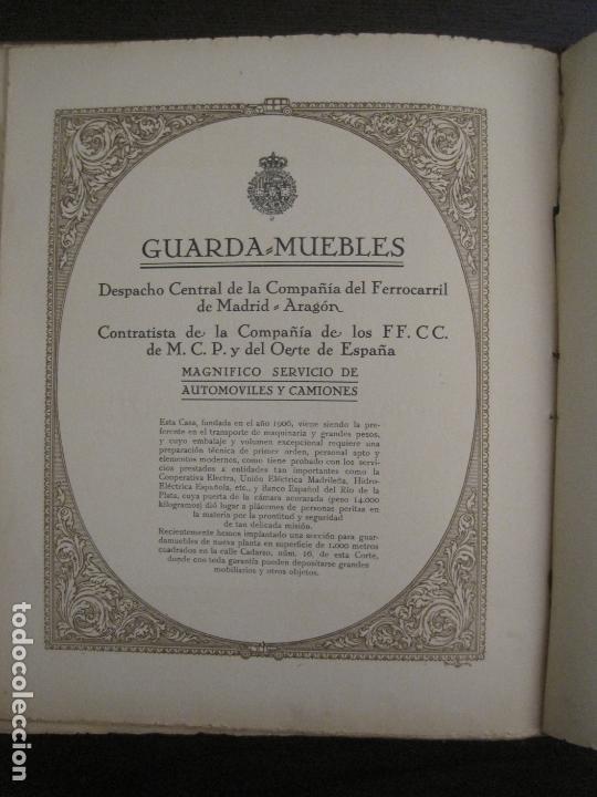 Coches y Motocicletas: ALBUM DE ORO-EXPOSICION OFICIAL DEL AUTOMOVIL MADRID 1926-PUBLICIDAD COCHES-VER FOTOS-(V-17.031) - Foto 68 - 165085594