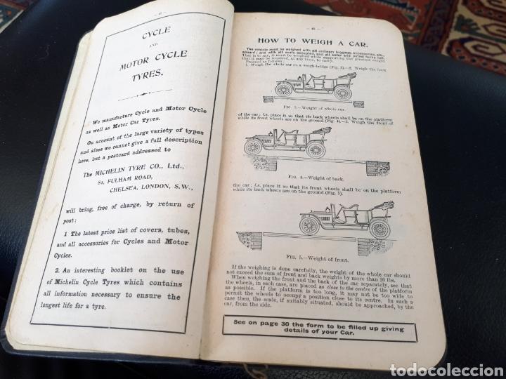 Coches y Motocicletas: Guia Michelin año 1911 British Isles - Foto 2 - 165204102