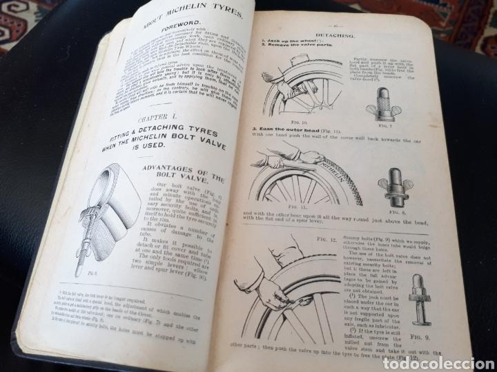 Coches y Motocicletas: Guia Michelin año 1911 British Isles - Foto 3 - 165204102