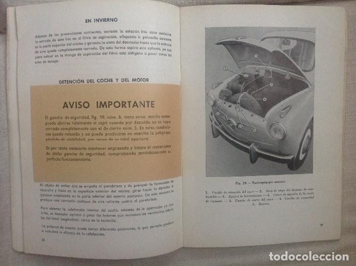 Coches y Motocicletas: Manual SEAT 600 - Foto 3 - 165765966