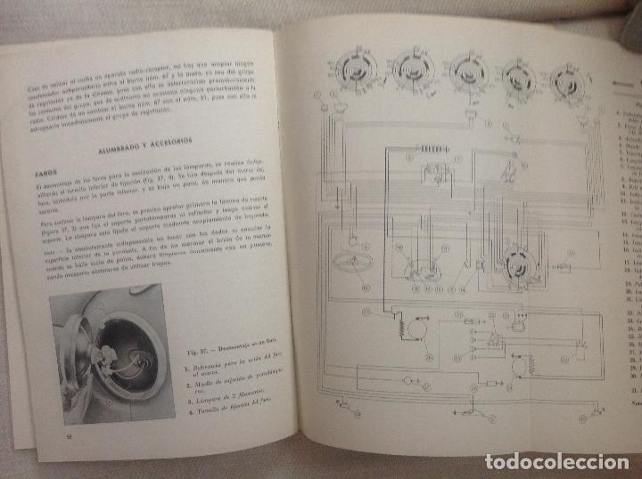 Coches y Motocicletas: Manual SEAT 600 - Foto 5 - 165765966