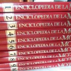 Coches y Motocicletas: ENCICLOPEDIA DE LA MOTO PLANETA AGOSTINI. Lote 166645906