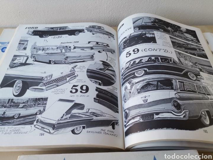 Coches y Motocicletas: AMERICAN CAR SPOTTERS GUIDE 1920-1980 3 volúmenes - Foto 6 - 166698202