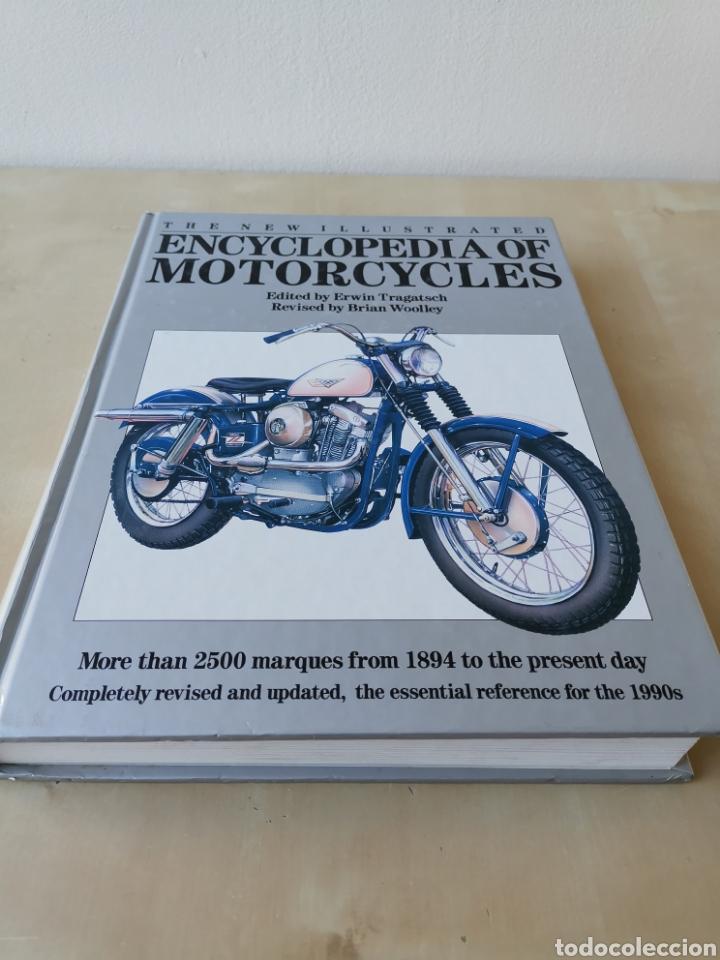 Coches y Motocicletas: LOTE LIBROS DE MOTOCICLETAS - Foto 2 - 166700880