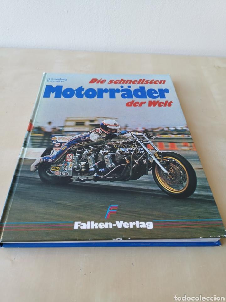 Coches y Motocicletas: LOTE LIBROS DE MOTOCICLETAS - Foto 6 - 166700880