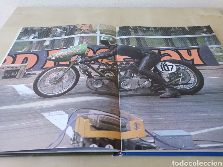 Coches y Motocicletas: LOTE LIBROS DE MOTOCICLETAS - Foto 7 - 166700880