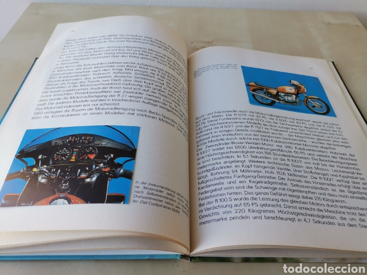 Coches y Motocicletas: LOTE LIBROS DE MOTOCICLETAS - Foto 11 - 166700880