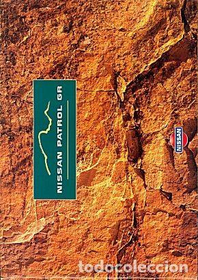 NISSAN PATROL GR CATALOGO (Coches y Motocicletas Antiguas y Clásicas - Catálogos, Publicidad y Libros de mecánica)
