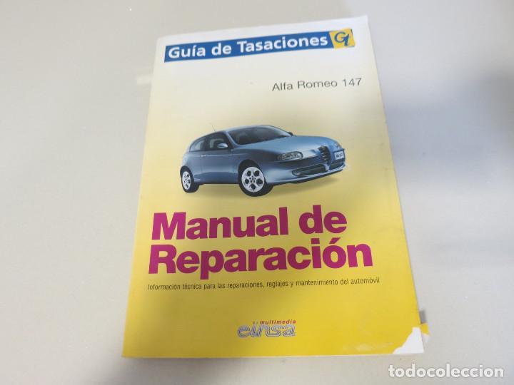 Manual De Reparacion Guia De Tasaciones Alfa R Vendido En Venta Directa 167571108