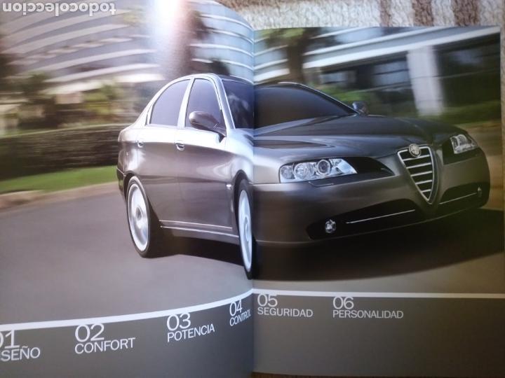 Coches y Motocicletas: Catálogo Alfa Romeo 166 - Foto 2 - 168044580