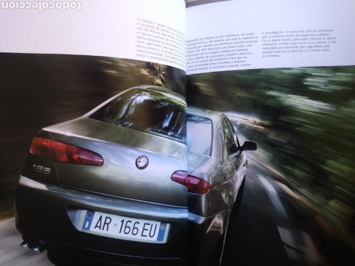 Coches y Motocicletas: Catálogo Alfa Romeo 166 - Foto 3 - 168044580