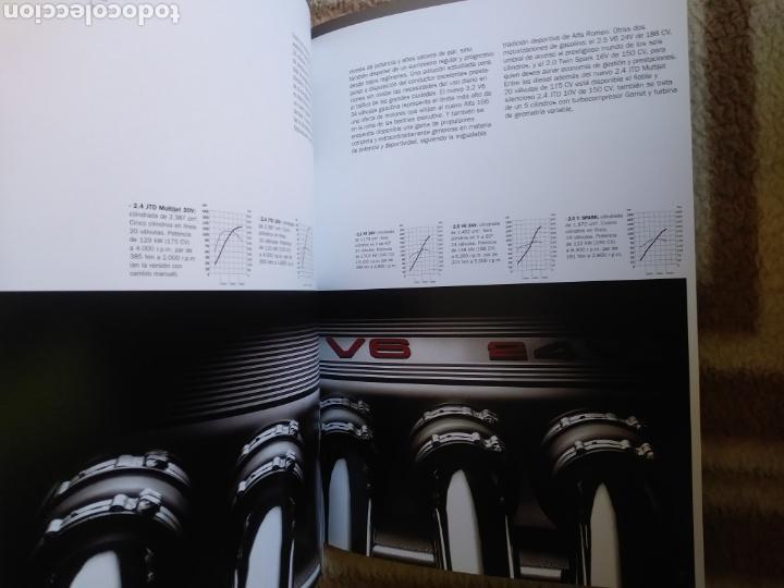 Coches y Motocicletas: Catálogo Alfa Romeo 166 - Foto 6 - 168044580