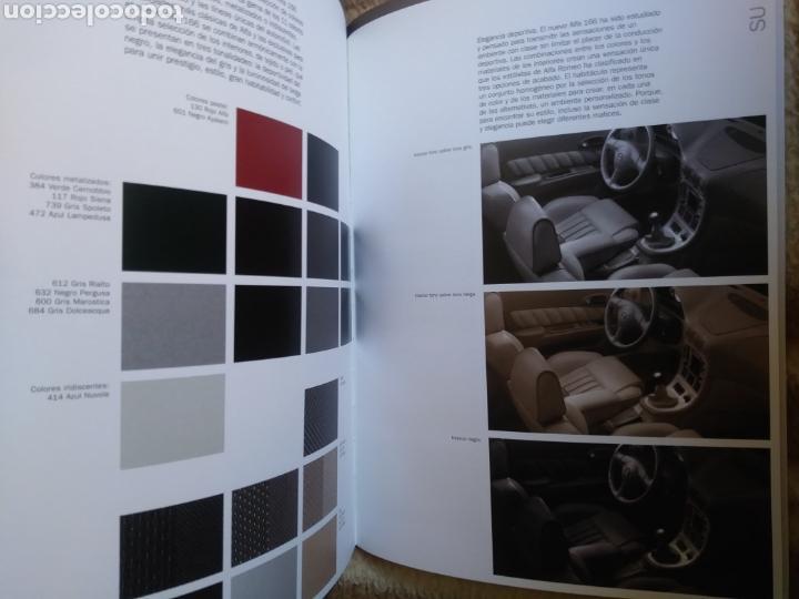 Coches y Motocicletas: Catálogo Alfa Romeo 166 - Foto 7 - 168044580