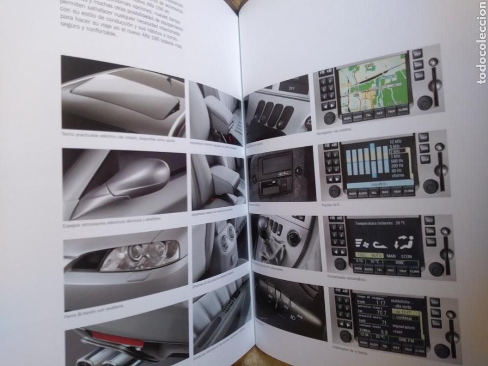 Coches y Motocicletas: Catálogo Alfa Romeo 166 - Foto 8 - 168044580