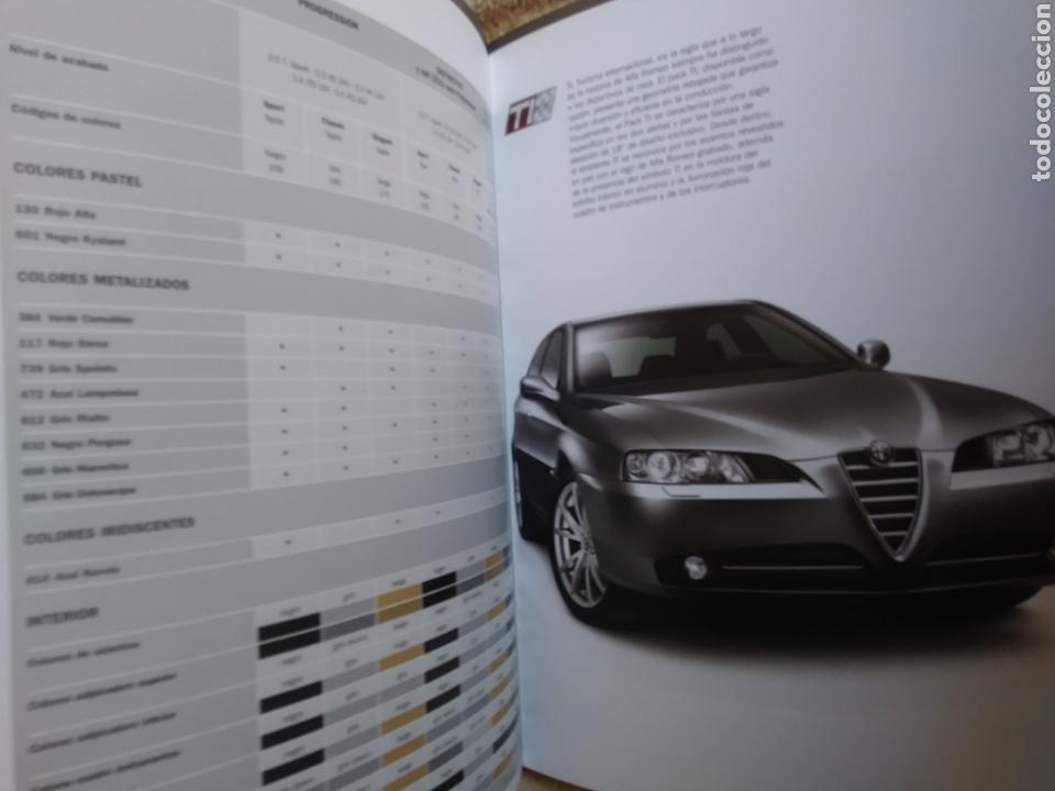 Coches y Motocicletas: Catálogo Alfa Romeo 166 - Foto 9 - 168044580