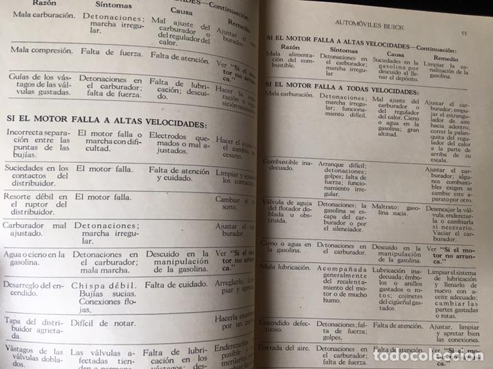 Coches y Motocicletas: MANUAL INSTRUCCIONES BUICK - ILUSTRADO - 198 páginas - Foto 7 - 168185956