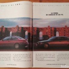 Coches y Motocicletas: PUBLICIDAD BMW SERIE 3. Lote 168604144