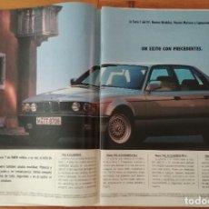 Coches y Motocicletas: PUBLICIDAD BMW SERIE 7. Lote 168606496