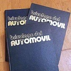 Coches y Motocicletas: BRICOLAGE DEL AUTOMÓVIL 1979 PACO COSTAS. Lote 168844060